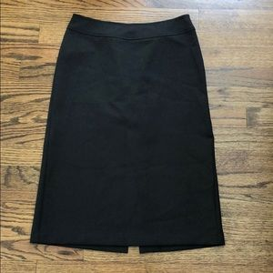 Ladies United Colors of Benetton charcoal skirt